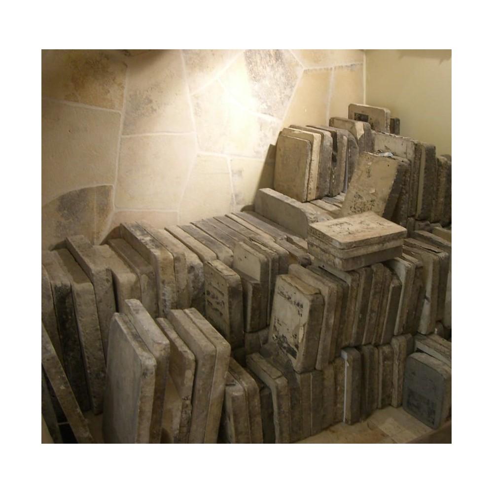 almacén de piedras litográficas Solnhofen