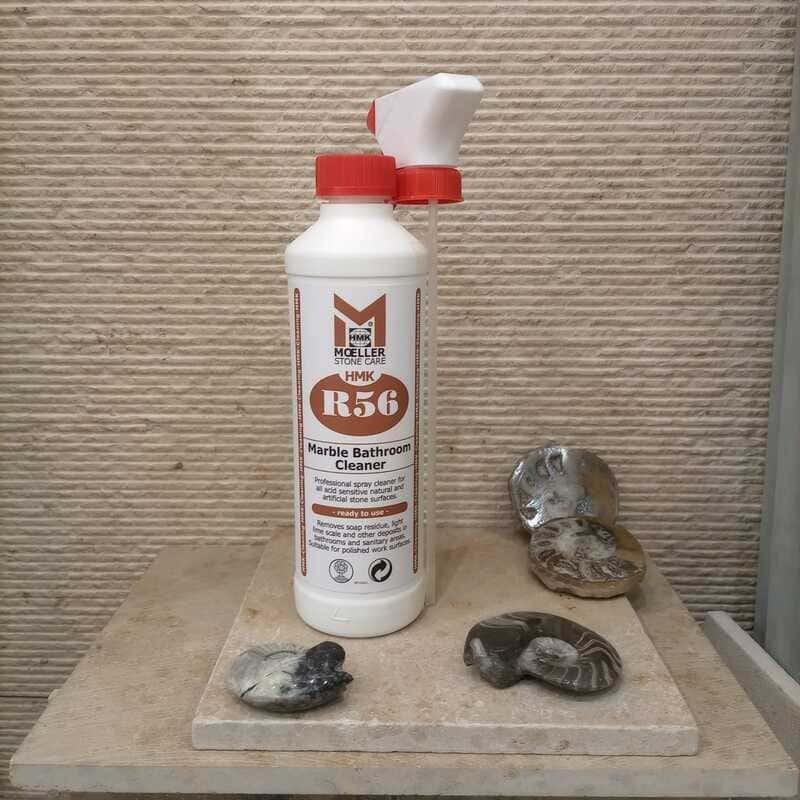 R56 limpiador de marmol listo al uso