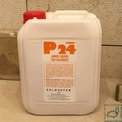 HMK P324 Jabon nutriente...