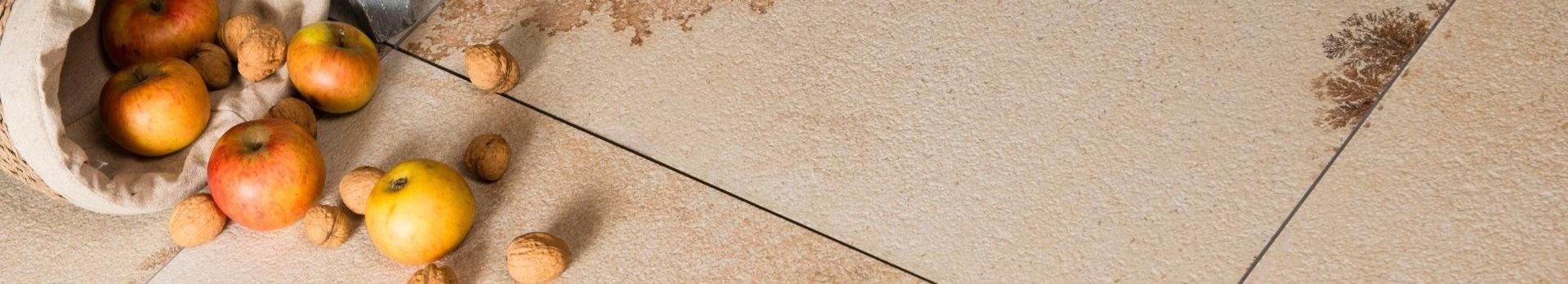 solker ceramica alta resistencia inspirada en la piedra Solnhofen Fosil