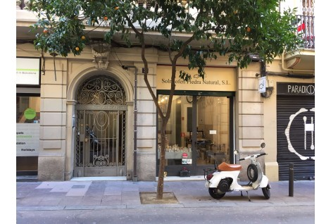 Una visita a  The Stone Shop by Solnhofen en Barcelona